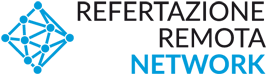 Logo Refertazione Remota Network - Teleradiologia, Telerefertazione, Refertare esami, Refertare esami a distanza - Refertazione Remota Network